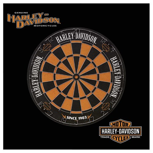 Review Of Dart World Harley-Davidson Wall Protector