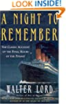A Night to Remember (Holt Paperback)