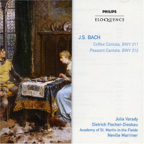 Bach J.S: Cofee Cantata Bwv 211, Peasant Cantata Bwv 212