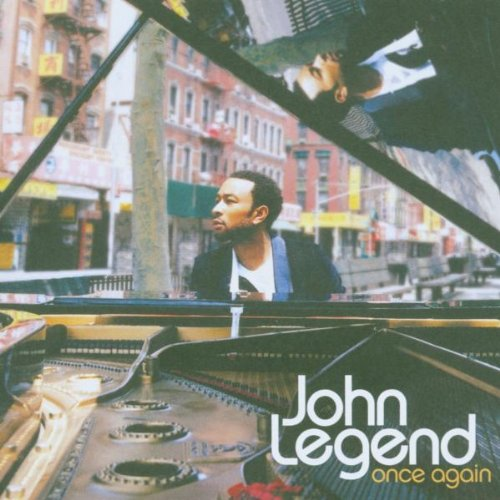 John Legend-Once Again-Japan Retail-CD-FLAC-2006-PERFECT Download