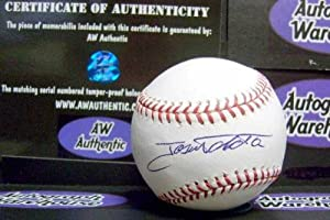 Buy Jose Tabata autographed Baseball by Autograph Warehouse