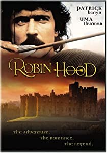 "Cover of ""Robin Hood"""