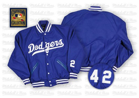 Buy Brooklyn Dodgers 1956 Authentic Wool Jacket