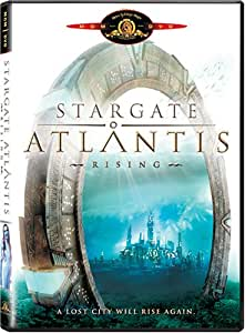 Stargate Atlantis: Rising (Pilot Episode) (2004) [Import]