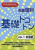 理科・基礎トコトン Vol.1―水溶液