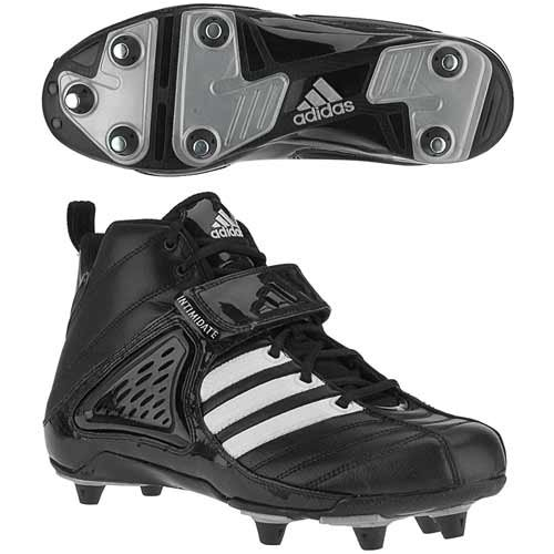 adidas Pro Intimidate D Hi Detachable Football Cleat Mens - Buy adidas Pro Intimidate D Hi Detachable Football Cleat Mens - Purchase adidas Pro Intimidate D Hi Detachable Football Cleat Mens (adidas, Apparel, Departments, Shoes, Men's Shoes, Athletic & Outdoor, Cleats & Turf Shoes)