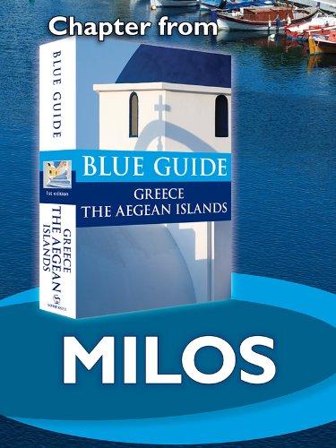 Nigel McGilchrist - Milos - Blue Guide Chapter