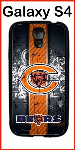 NFL Chicago Bears Case for Samsung Galaxy S4 Case Silicone Case at Amazon.com