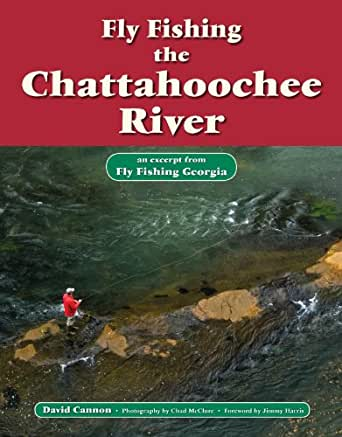 Fly fishing the chattahoochee river an for Amazon fly fishing