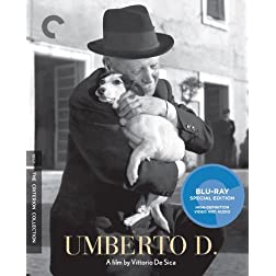 Umberto D. (The Criterion Collection) [Blu-ray]