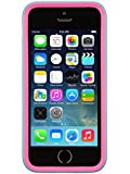 Speck Products MightyShell Case for iPhone 5/5S - Retail Packaging - Fuchsia Pink/Cupcake Pink/Heritage Gray