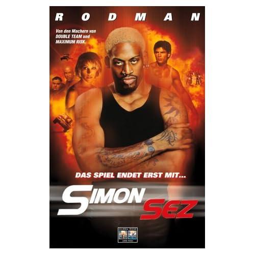Amazon.com: Simon Sez [VHS]: Dennis Rodman, Dane Cook, John Pinette
