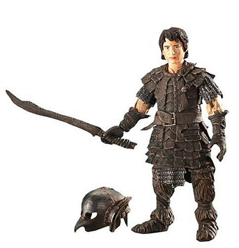 "Return of the King 6"" Figure: Frodo in Goblin Armor"