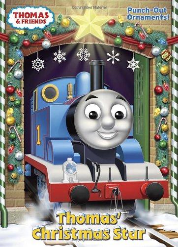 Thomas' Christmas Star (Thomas & Friends) (Color Plus Card Stock)