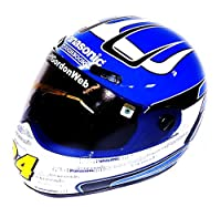 AUTOGRAPHED 2015 Jeff Gordon #24 Panasonic Racing Team (Hendrick Motorsports) Final Season Signed Lionel 1/3 Scale NASCAR Replica Mini Helmet with COA (Limited Edition!)