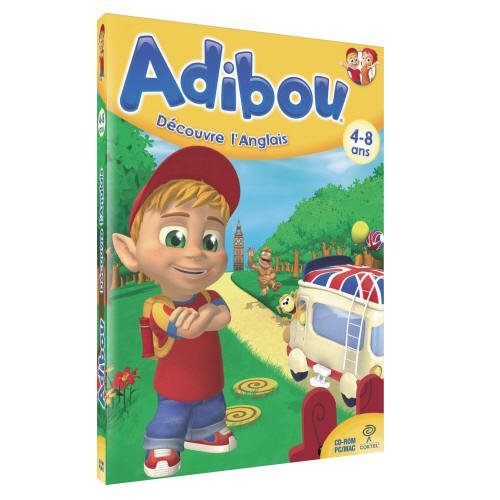 Adibou découvre l'anglais (vf - French software)