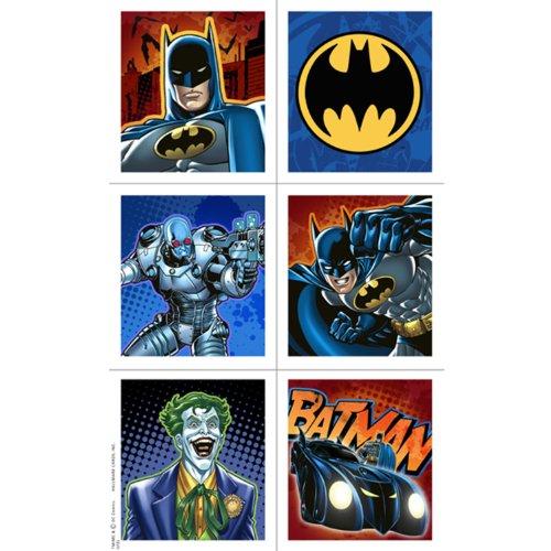 Batman Decorative Stickers-4 sheets