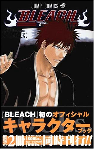 BLEACH―ブリーチ― OFFICIAL CHARACTER BOOK SOULs.