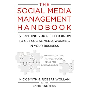 The Social Media Management Handbook Audiobook