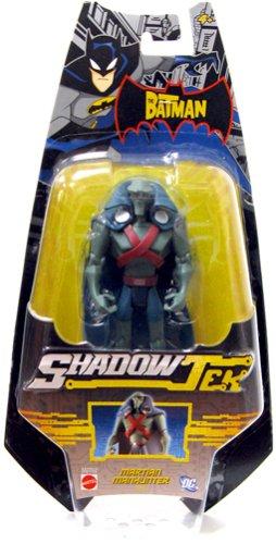 Buy Low Price Mattel The Batman: ShadowTek Martian Manhunter Action Figure (B0013FOPNE)