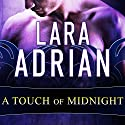 A Touch of Midnight: Midnight Breed Series, Book 0.5 Audiobook by Lara Adrian Narrated by Hillary Huber