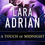 A Touch of Midnight: Midnight Breed Series, Book 0.5 (       UNABRIDGED) by Lara Adrian Narrated by Hillary Huber