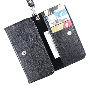 DooDa PU Leather Case Cover For Micromax Yu Yureka Plus