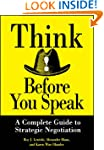 Think Before You Speak: A Complete Gu...