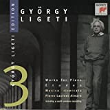 Ligeti : Works for piano / Etudes musica ricercata