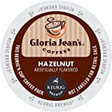 Keurig, Gloria Jeans, Hazelnut, K-Cup packs, 50-Count