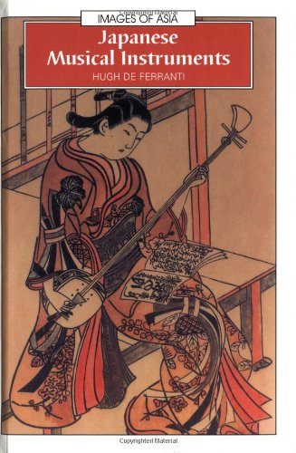 Japanese Musical Instruments (Images of Asia)