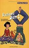 Les aventures de Marion et Charles, Tome 3 : Restons zen ! par Joly