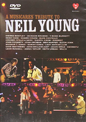 Tribute to Neil Young [DVD] [Import]