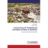Economics of Tradational Varieties of Rice in Kashmir: A case study of Khanshaib Tehsil