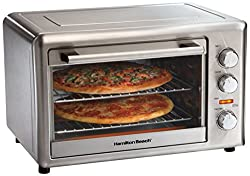 Hamilton Beach 31103-IN 32-Litre 1500-Watt Stainless Steel Oven Toaster Grill