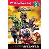The Avengers: Assemble! (Level 2) (World of Reading)