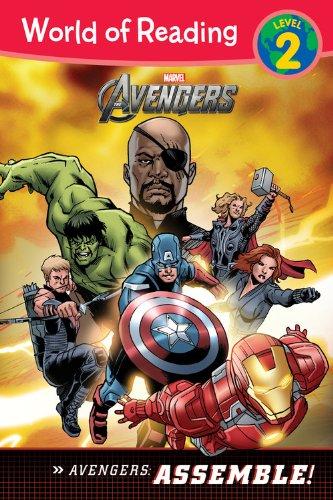 The Avengers: Assemble! (Level 2) (World of Reading)