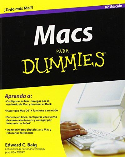 harga Macs Para Dummies (Tapa blanda) Bukupedia