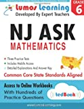 NJ ASK Practice Tests and Online Workbooks: Grade 6 Mathematics, Third Edition: Common Core State Standards, NJASK 2014