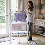 Lakeland Dry-Soon Electric 3 Tier Heated Indoor Clothes Airer (Under 5p / Hour!)