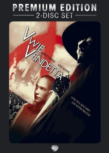 V wie Vendetta - Premium Edition (2 DVDs)