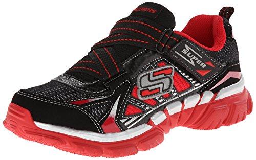 Skechers Kids Tough Trax - Quads Athletic Sneaker