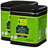 Healthbuddy Organic Green Tea With Herbs (Weight Loss) 2 Packs Of 100 Gm Each