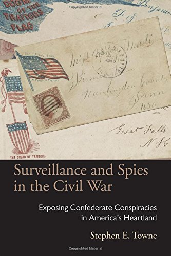 essays civil war spies
