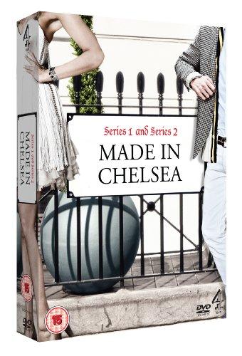 Made In Chelsea: Series 1 And 2 (5 Dvd) [Edizione: Regno Unito]
