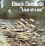 LIVE AT LAST LP (VINYL) UK NEMS 1980