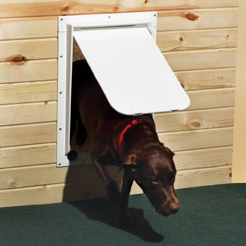 Magnador 2 Way Pet Door M Jeffrey N Conntiy