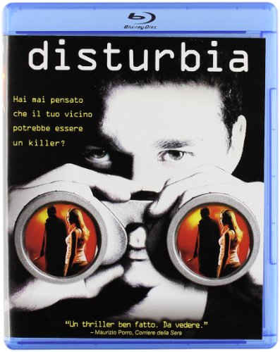 Disturbia [Blu-ray] [IT Import]