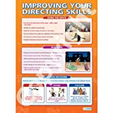 Improving your Stage Directing Skills Drama Educational Wall ChartPoster in laminated paper A1 850mm x 594mm
