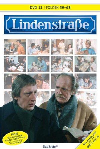 Lindenstraße - DVD 12 (Folge 59 - 63)
